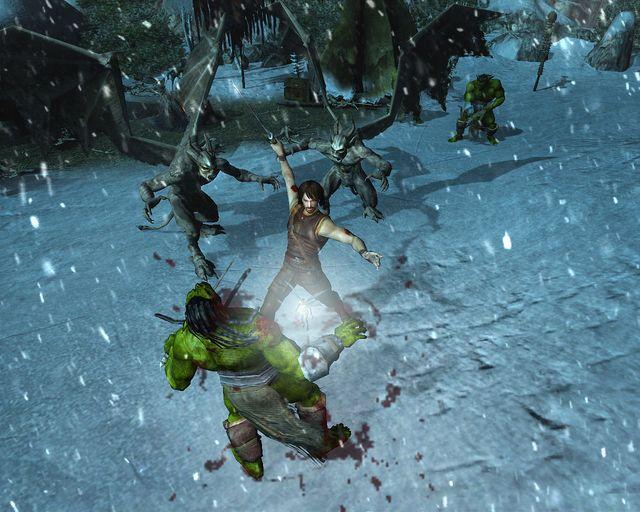games similar to Legend   Hand of God