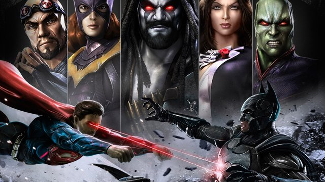 games similar to Injustice: Gods Among Us Ultimate Edition