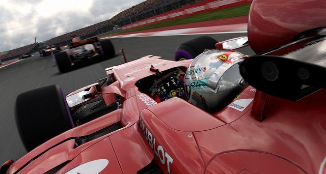 games similar to F1 2017