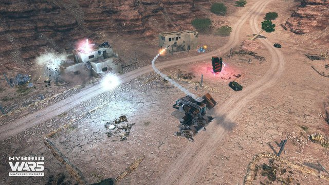 games similar to Hybrid Wars Season Pass