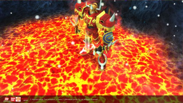 games similar to Digimon Masters Online