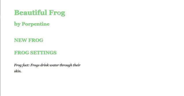 games similar to Beautiful Frog