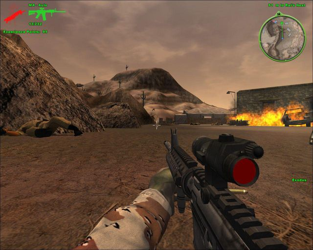 games similar to Delta Force: Xtreme