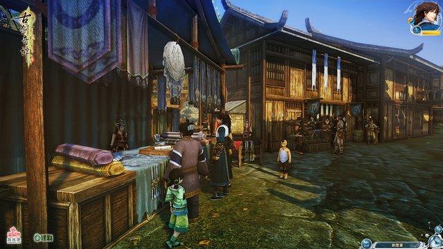 games similar to 古剑奇谭二
