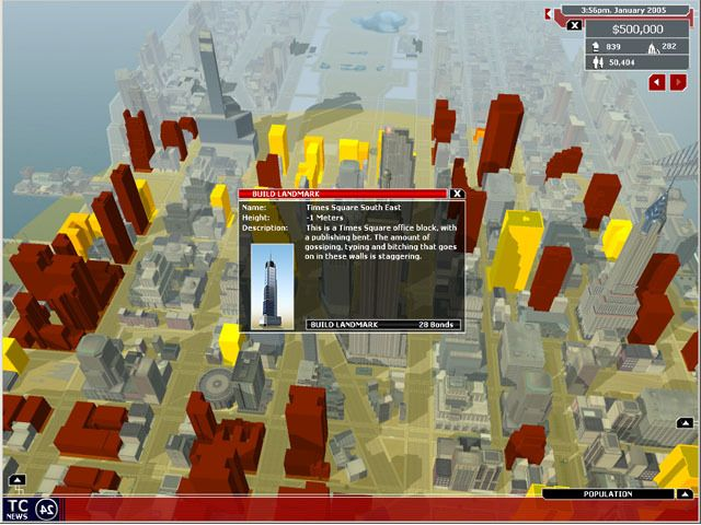games similar to Tycoon City: New York