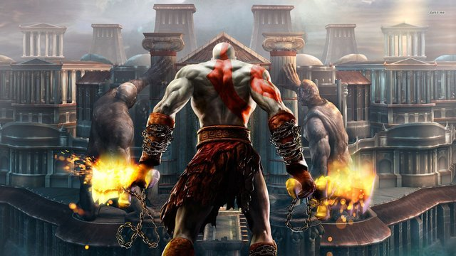 games similar to God of War II