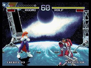 games similar to Galaxy Fight: Universal Warriors