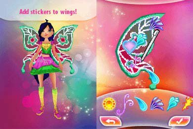 games similar to Winx Club: Magical Fairy Party