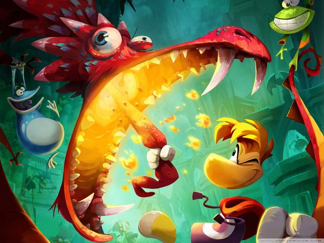 games similar to Rayman Legends