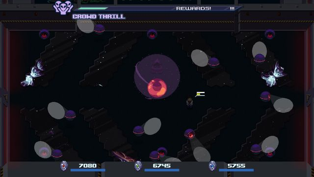 games similar to Satellite Rush