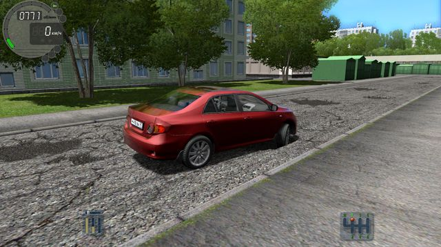 games similar to City Car Driving