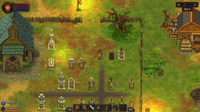 games similar to Graveyard Keeper
