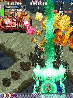 games similar to DoDonPachi