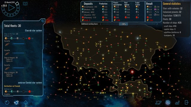games similar to Polaris Sector