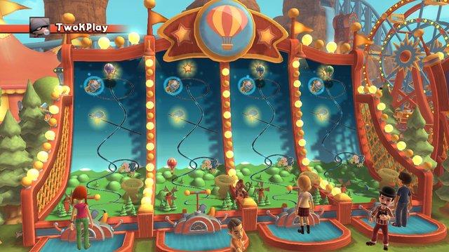 games similar to Carnival Games: MSMD