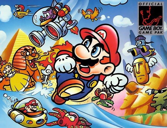 games similar to Super Mario Land