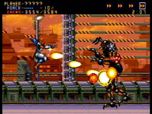 games similar to Alien Soldier