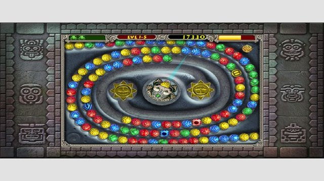 games similar to Zuma