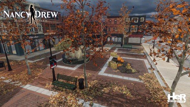 games similar to Nancy Drew: Midnight in Salem