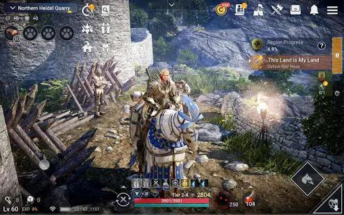 games similar to Black Desert Mobile