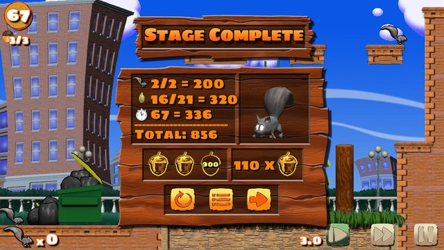 games similar to Psycho Squirrels