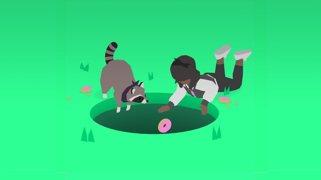 games similar to Donut County