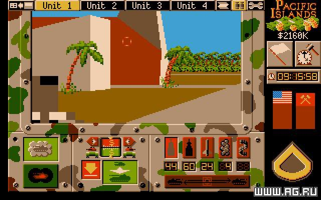 games similar to Pacific Islands