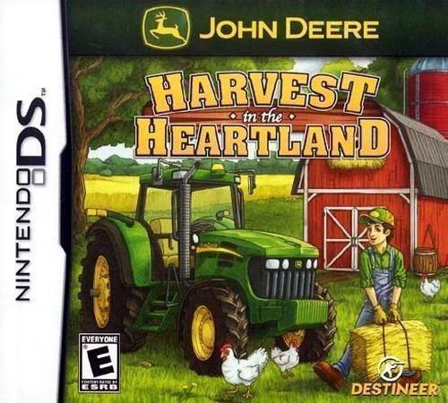 games similar to John Deere: Harvest in the Heartland