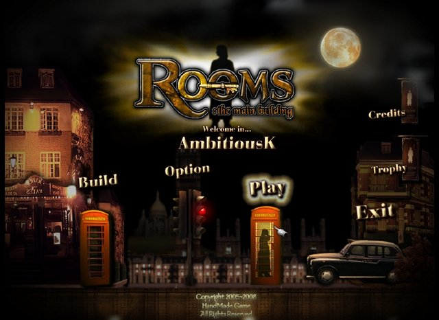games similar to Rooms: The Main Building