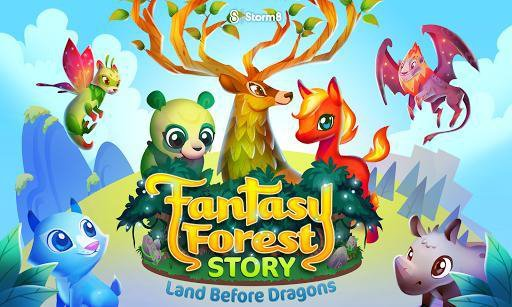games similar to Fantasy Forest Story