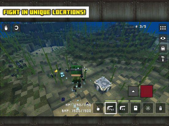 games similar to Block Fortress