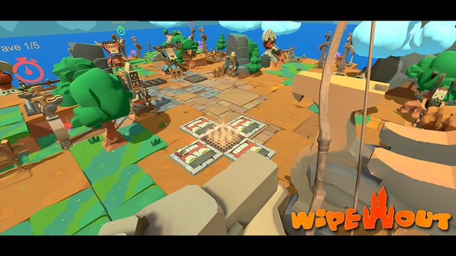 games similar to Wipe Out VR