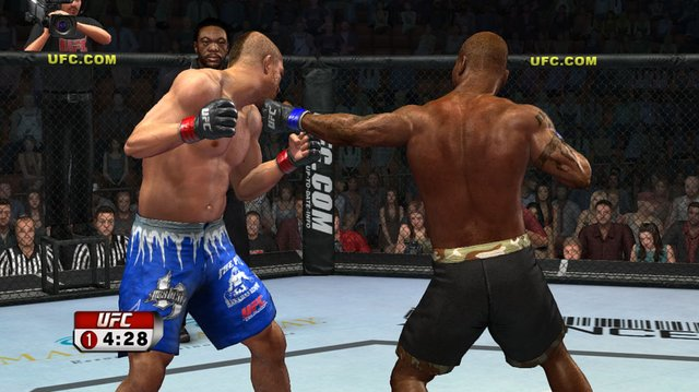 games similar to UFC 2009 Undisputed
