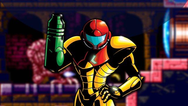 games similar to Metroid: Zero Mission