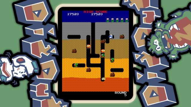 games similar to ARCADE GAME SERIES: DIG DUG