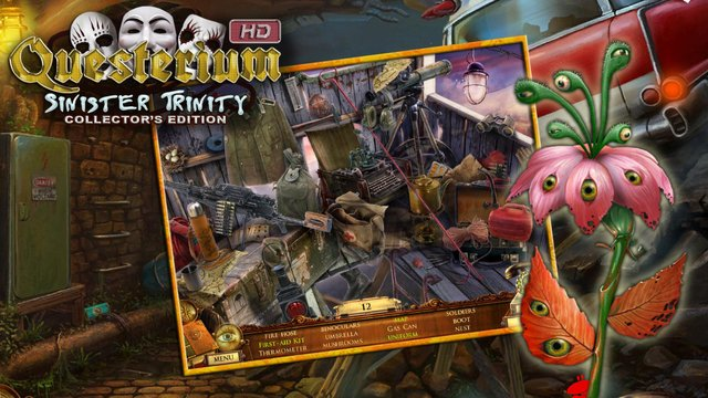 games similar to Questerium: Sinister Trinity HD Collector's Edition