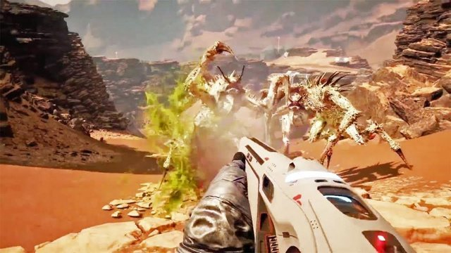 games similar to Far Cry 5   Lost On Mars