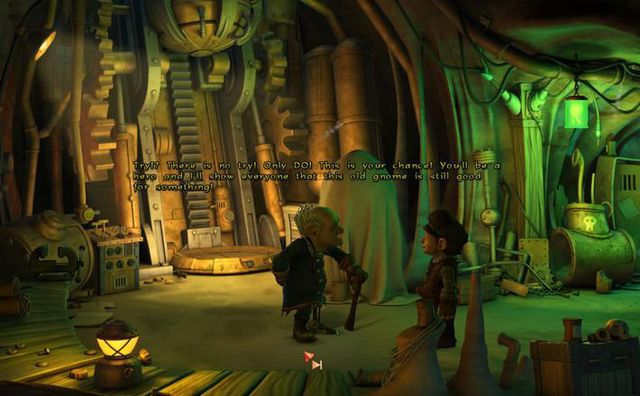 games similar to The Book of Unwritten Tales