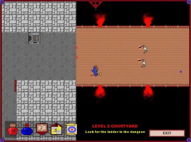 games similar to Labyrinth of AO