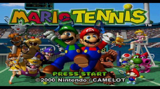 games similar to Mario Tennis (2000)
