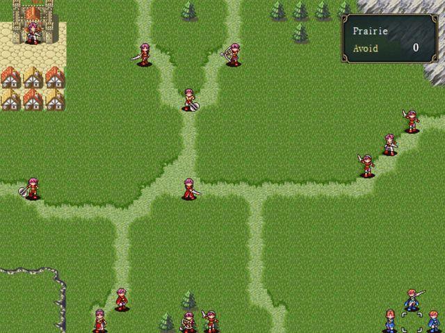games similar to Crimson Sword Saga: Tactics Part I