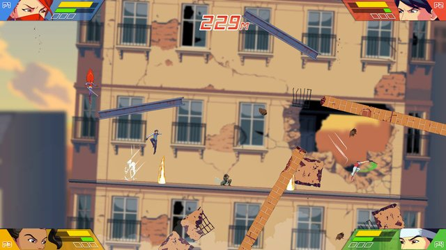 games similar to SkyScrappers