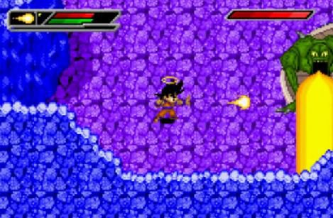 games similar to Dragon Ball Z: Buu's Fury