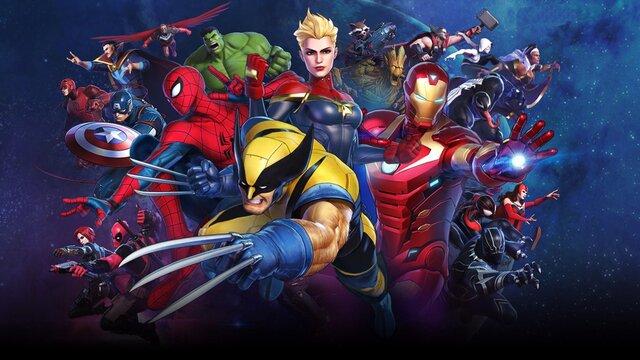 games similar to Marvel Ultimate Alliance 3: The Black Order
