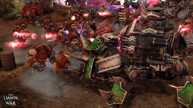 games similar to Warhammer 40,000: Dawn of War   Game of the Year Edition