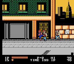 games similar to Double Dragon