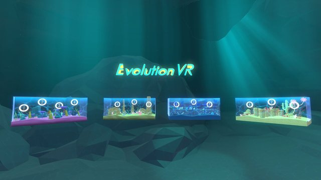games similar to Evolution VR