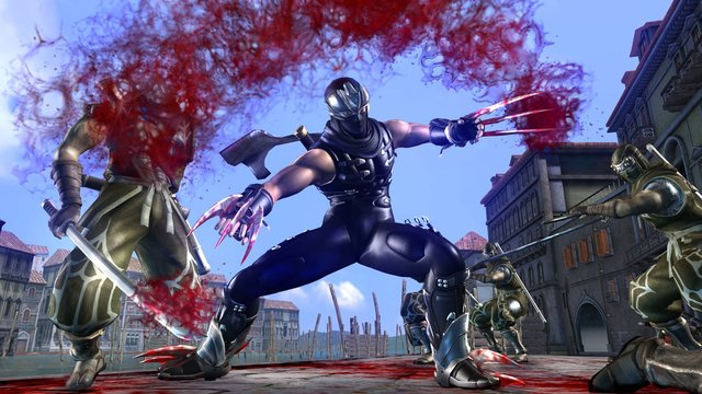games similar to Ninja Gaiden (2004)
