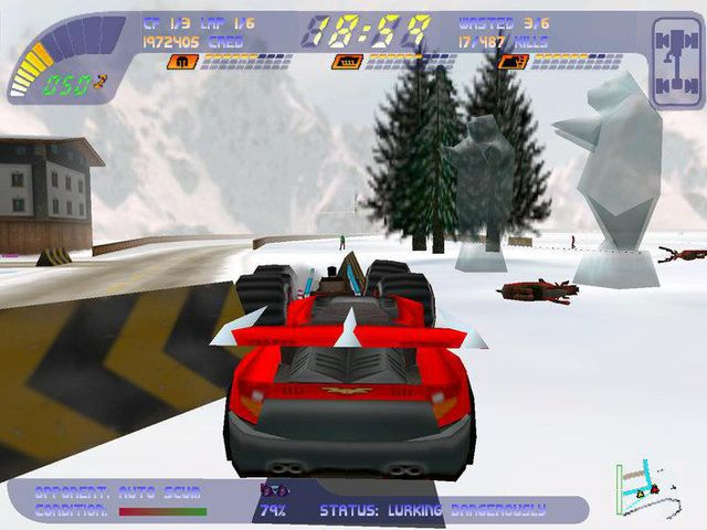 games similar to Carmageddon 2: Carpocalypse Now