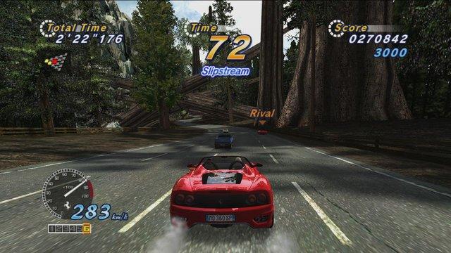 games similar to OutRun Online Arcade